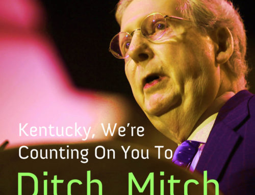 Get to Work McConnell