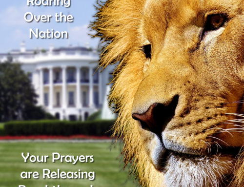 The Lord is Roaring Over the Nation